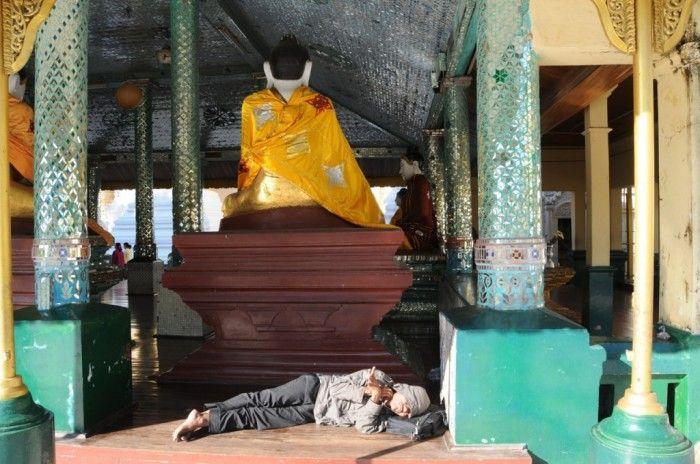 Sous la protection de #Bouddha… ©Salaün Holidays
