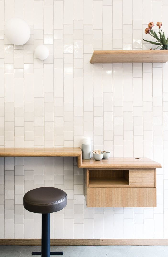 Design Trends 5 Ways To Mix Gloss And Matte Tile Mid Century