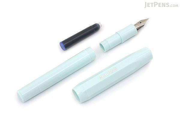 Kaweco Skyline Sport Fountain Pen - Mint - Fine Nib - KAWECO 10000753