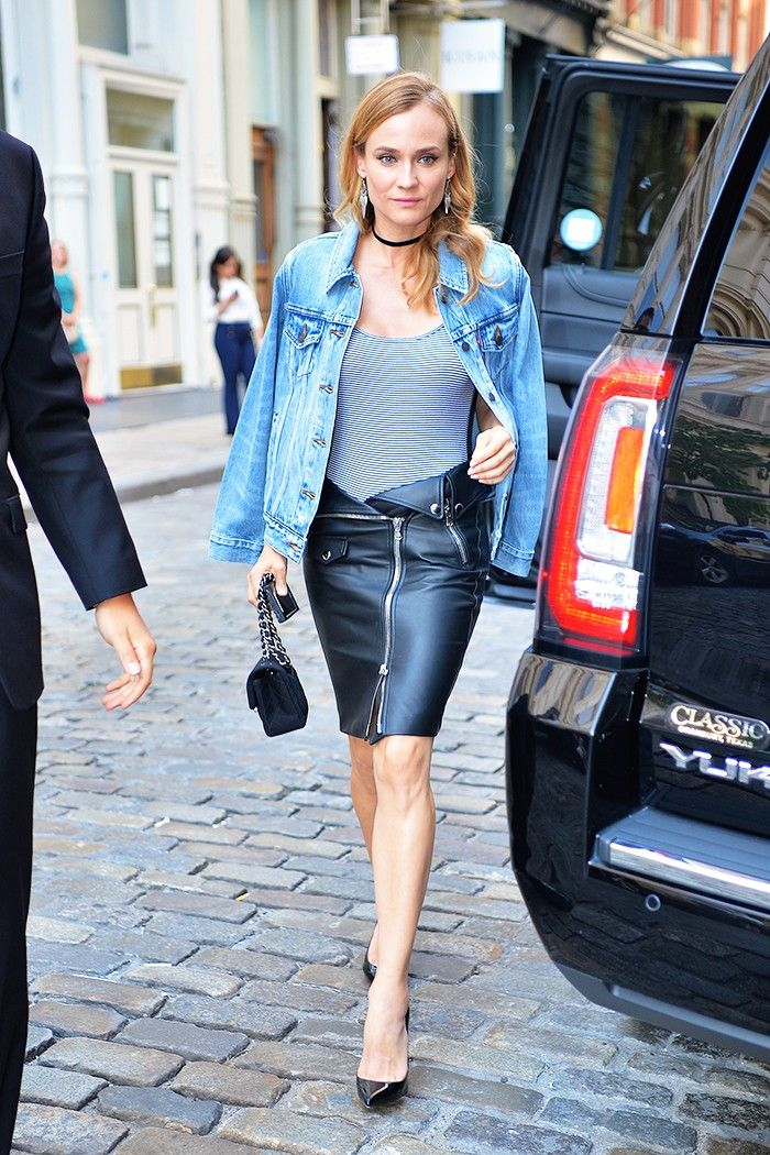 From Mandy Moore to Emma Roberts, the Best Dressed Celebs of the Week via @WhoWhatWear