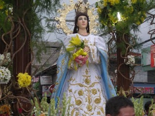 Flores De Mayo from the PHilippines