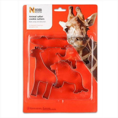 Uitsteekvormen Safari