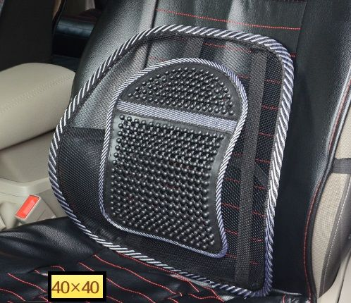 Подушка ортопедическая на кресло средней жесткости