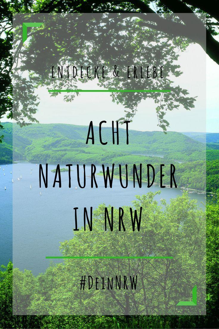 Natürlich romantisch - geh' raus und entdecke acht Naturwunder im grünen Nordrhein-Westfalen. ©️️ Hans-Jürgen Sittig