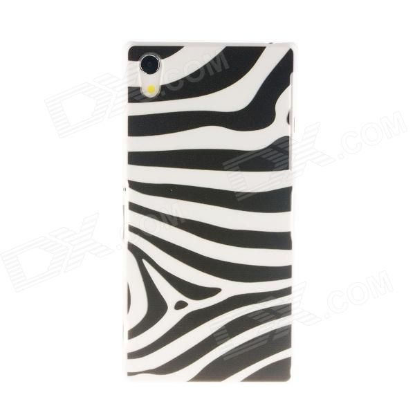 Color: White + Black; Brand: Kinston; Model: KST02349; Material: Plastic; Quantity: 1 Piece; Shade Of Color: Multi-color; Compatible Models: Sony Xperia Z2; Packing List: 1 x Case; http://j.mp/1lknn5j