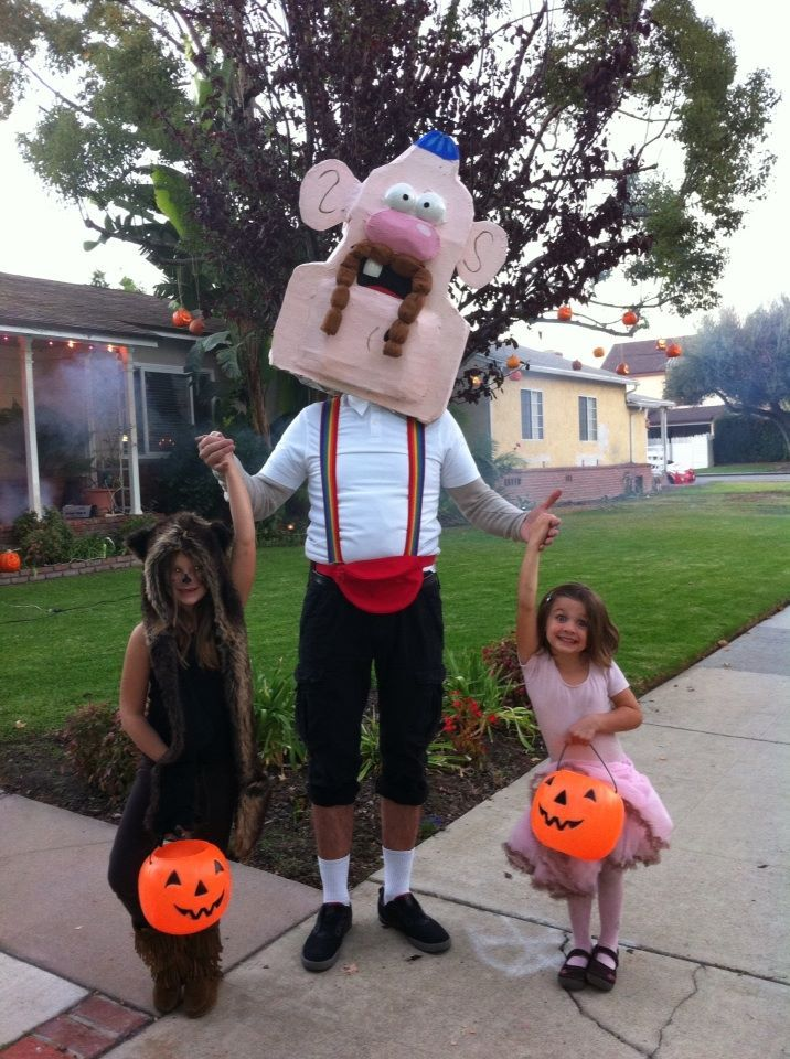 Uncle Grandpa Halloween Costume