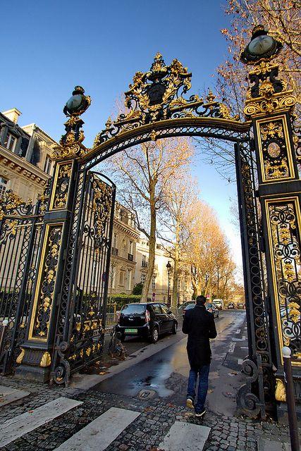 Paris - Parc  Monceau, photo: Massimo Ferracini