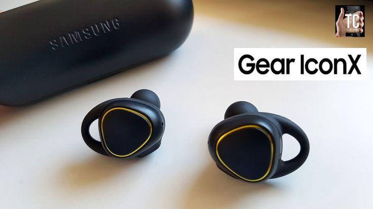 nice Samsung Gear IconX recensione   Auricolari smart!