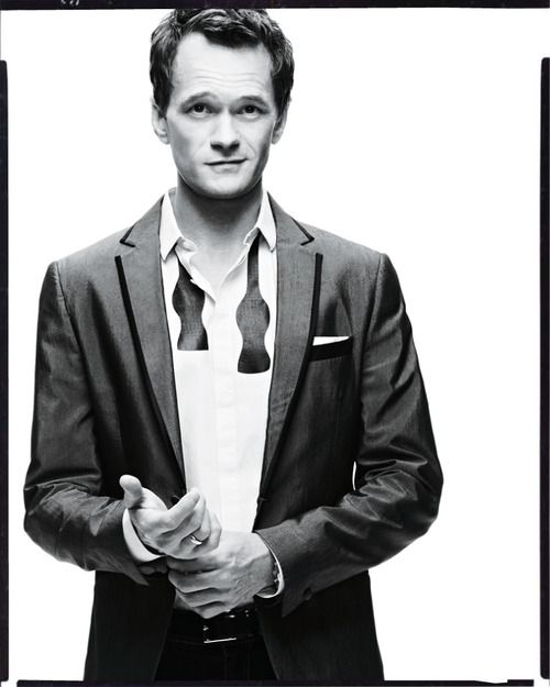 Neil Patrick Harris. I love this man so much. Unbelievably talented, extremely funny and genuinely kind.