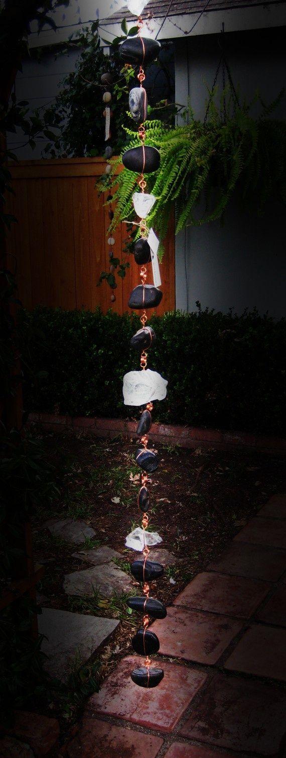 30 Creative Diy Rain Chains For Your Garden Buzz