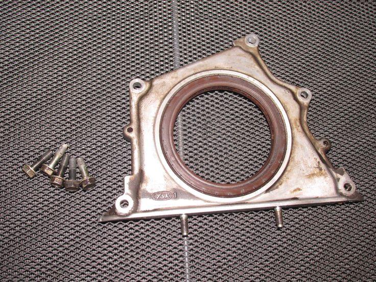 93 94 95 Honda Del Sol OEM B16 Engine Rear Main Seal