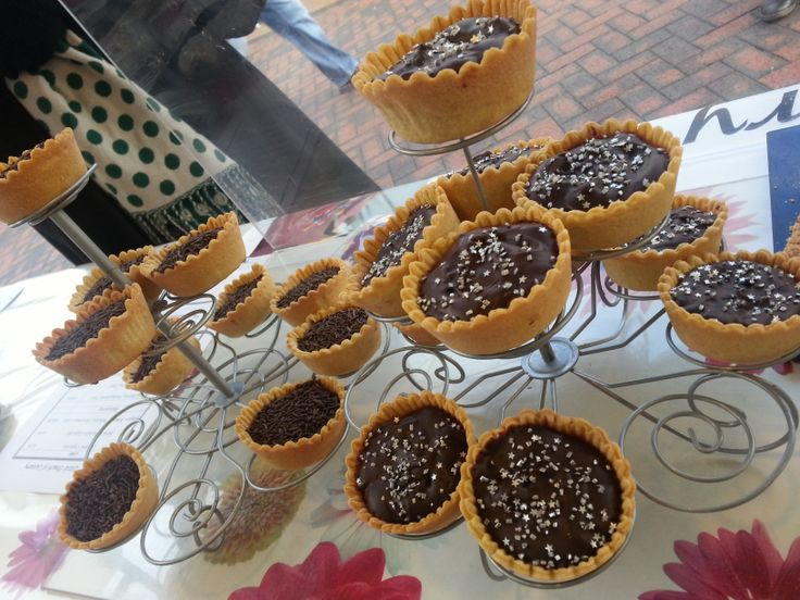Salted Caramel Chocolate cups; Cherry, Ginger, Mint or Original
