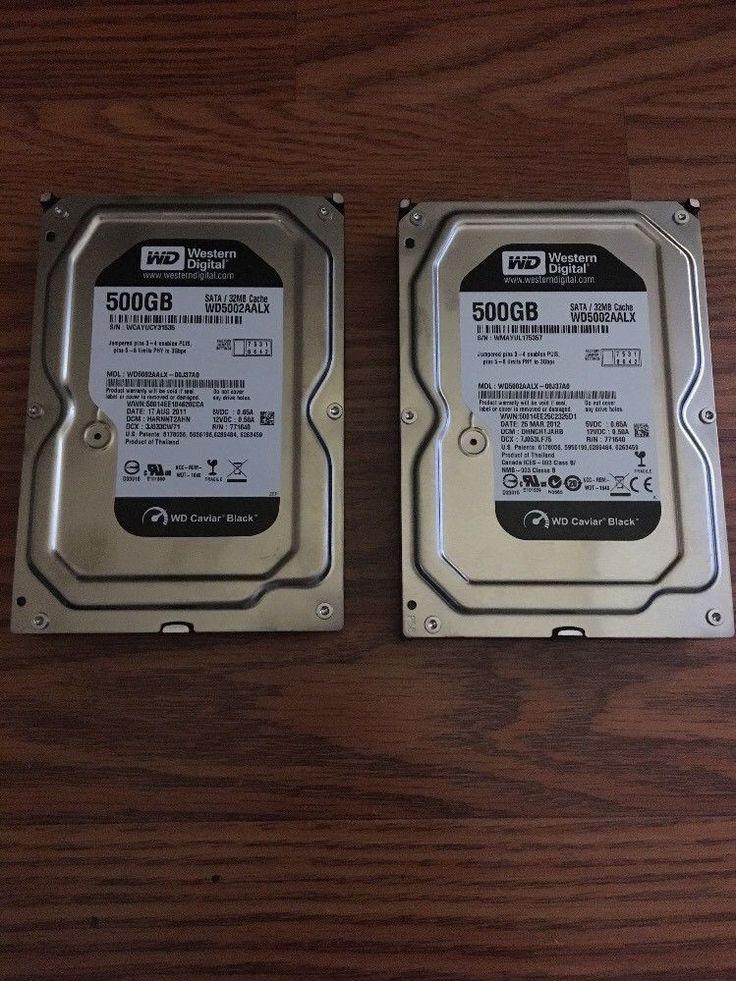 Western Digital 500GB WD5002AALX #Western