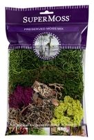 When it comes to buying moss it's best to understand the different types of moss being sold; otherwise, you might get dead moss that won't rehydrate.