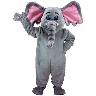 Elephant Lightweight Mascot Costume. Our Price: $994.95