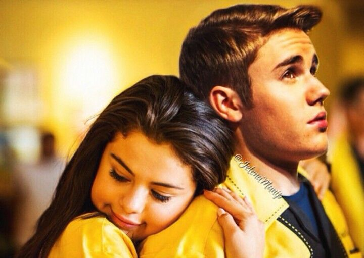 Selena Gomez and Justin Bieber Jelena edit