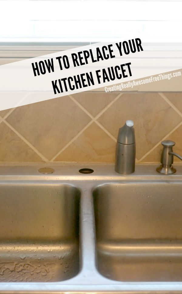 how to replace a kitchen faucet faucets kitchen faucets