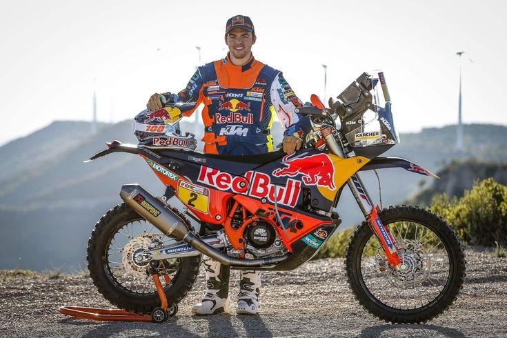 Dakar 2018:Not long now! Auf geht's, Matthias Walkner  KTM Factory Racing