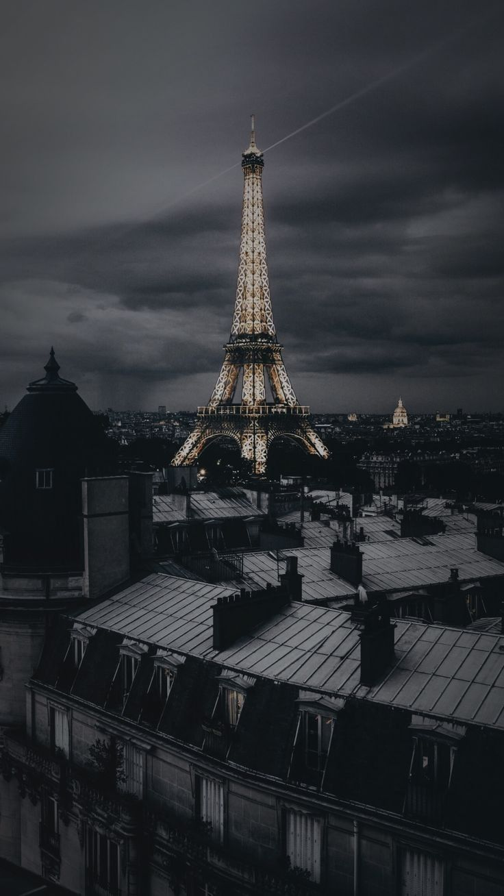 Pin By Counting Stars On Black Is Back Paris Wallpaper