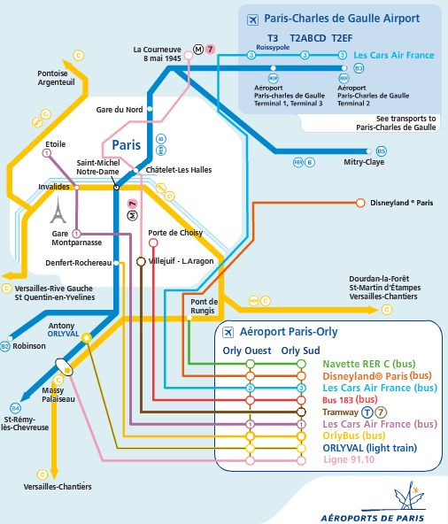 Moving to Paris by plane? Check the access by public transport: rail networks, bus and coach... http://www.aeroportsdeparis.fr/ADP/en-GB/Passagers/Access-maps-car-parks/Paris-Orly/Access/public-transport/