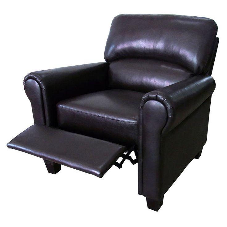 Dark Brown Leather Recliner Chair best 25+ brown leather recliner chair ideas on pinterest | leather