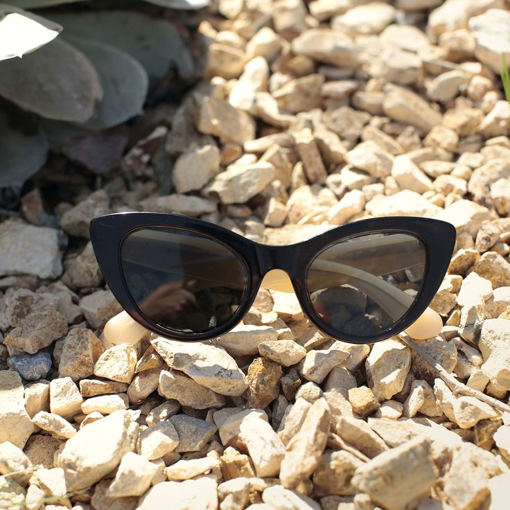 """#missadventure season two, episode one, """"the perfect weekend,"""" featuring the deandra sunglasses."""