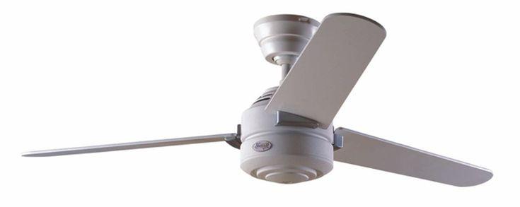 Ventilador de Techo Blanco moderno #ventiladores #decoracion #verano #climatizacion #calor #ventilacion #diseño #aire