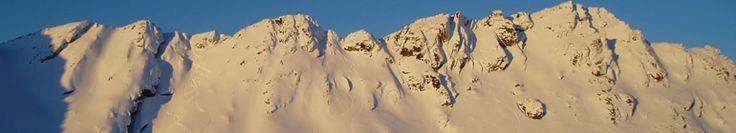 Ski hire Queenstown, budget rental & snowboard, New Zealand $22/day for budget rental
