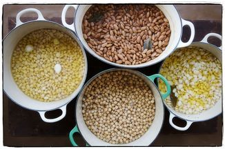 Basic Cooked Dried Beans  Recipe on Food52, a recipe on Food52