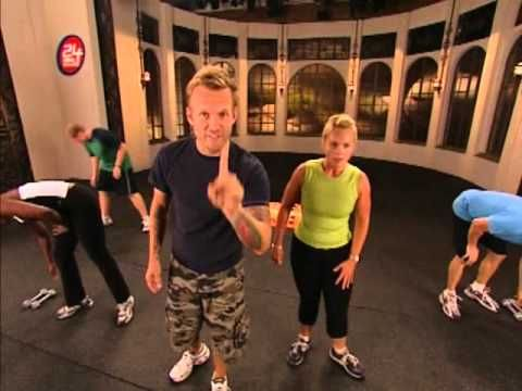 Biggest Loser Workout 1   4   Bootcamp + Cool Down - YouTube