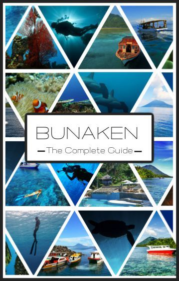 Bunaken off the North coast of Sulawesi is one of the most famous islands for diving in Indonesia. Find out how to visit in this short guide.