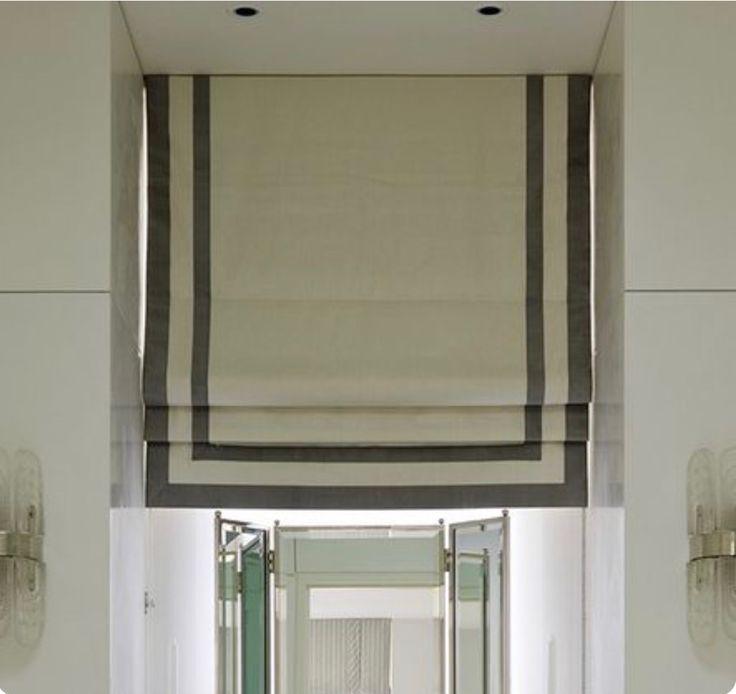 stores romains store fenetre rideaux