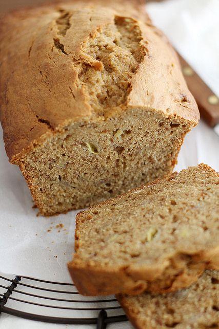 Cookie Butter Banana Bread