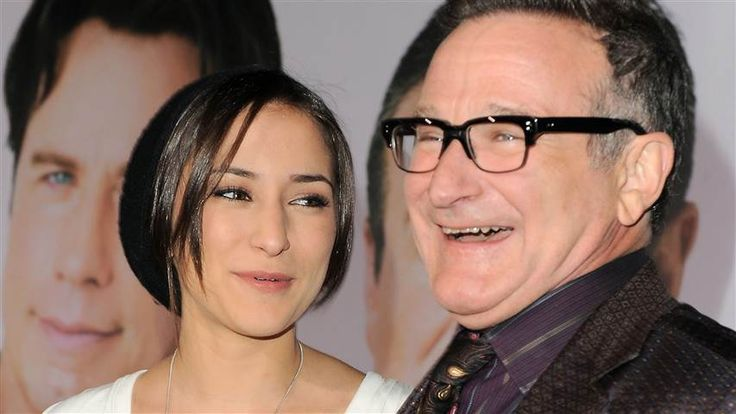 Robin Williams' daughter Zelda on life without dad, continuing his charity work