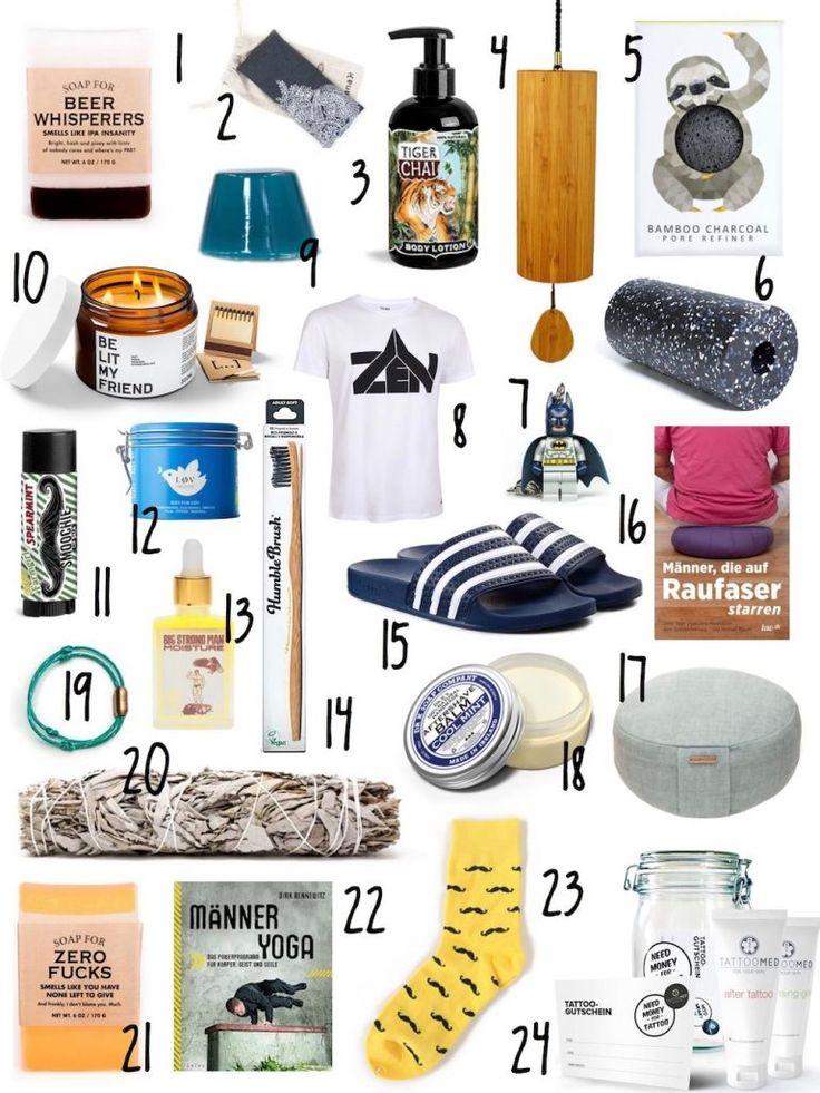 Adventskalender Wellness Männer – 24 entspannte Geschenkideen