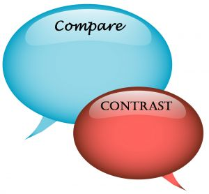 the compare contrast about the usa Compare and contrast are words that are often used to talk about the similarities and differences between two things or objects these two words are very commonly used compare means to see the similarity and contrast means to see the difference according to various dictionaries, compare means .