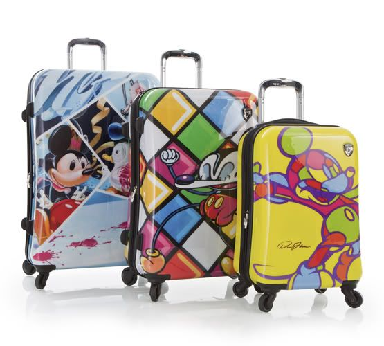 Cool Disney Luggage by Heys - Page 2 - The DVC Boards at MouseOwners.com - the place to talk DVC and Walt Disney World