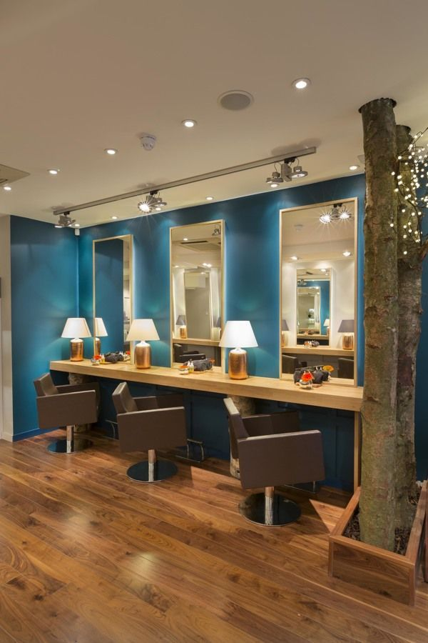 hairdressing salon decor mobilier salon de coiffure