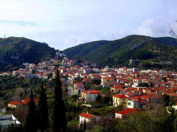 We ❤ Greece   Kymi, Euboea #Greece #travel #destination #explore