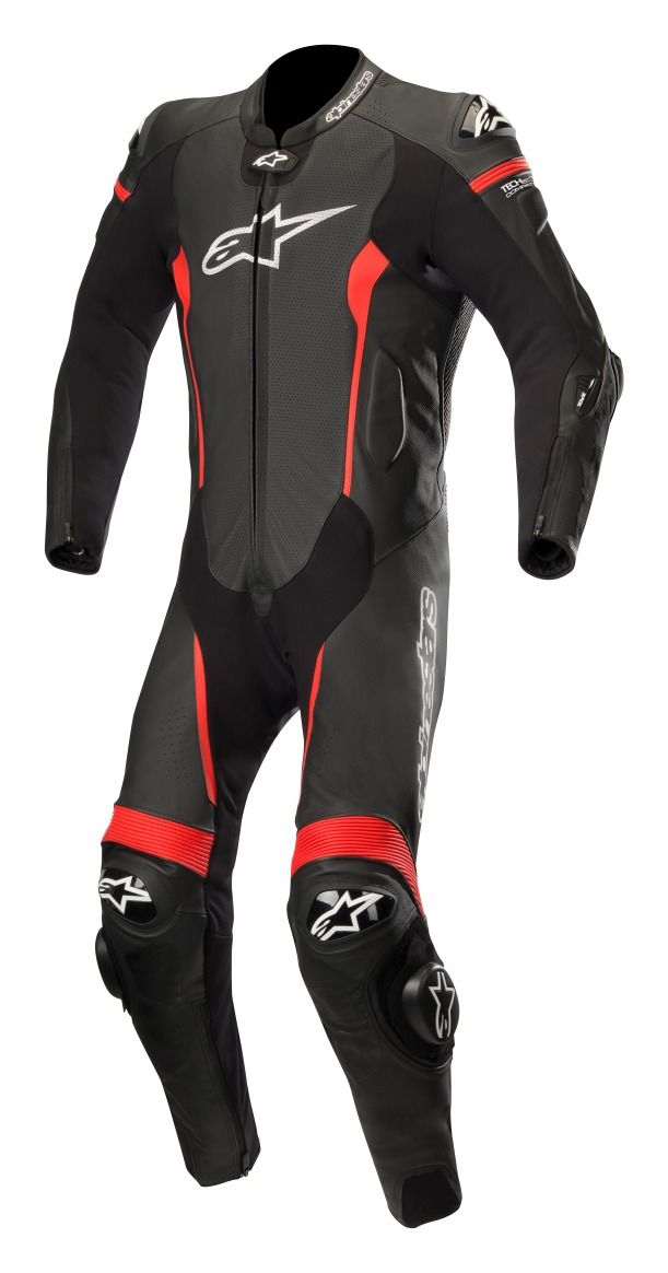 This Alpinestars Missle Race Suit accepts the Tech Air Race Airbag Vest 11311afb0399