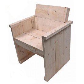steigerhoutenstoel    Deze steigerhouten stoel is een mooierobuustestoel voor zowel binnen als buiten. We kunnen de stoel leveren met nieuw of gebruikt steigerhout. Ook kunt u kiezen of u de stoel geschuurd wil hebben en evt voorzien van een lak of wash. De prijs die hierbij staat is de vanaf prijs van nieuw kwalitatief steigerhout zonder wash/lak.De afmetingen van de stoel zijn 58,5 cm x 72,5 cm x 82,50    http://www.lifestylewoonwinkel.nl/winkel/steigerhouten-stoel/#