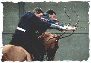 Yoseikan Bajutsu - Archerie à cheval - Webarcherie, le forum du tir à l'arc