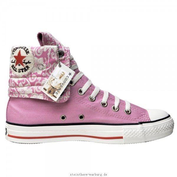Converse Schuhe Chuck Taylor All Star Chucks 1U318 Pink Rosa Orchid Blumen XHI