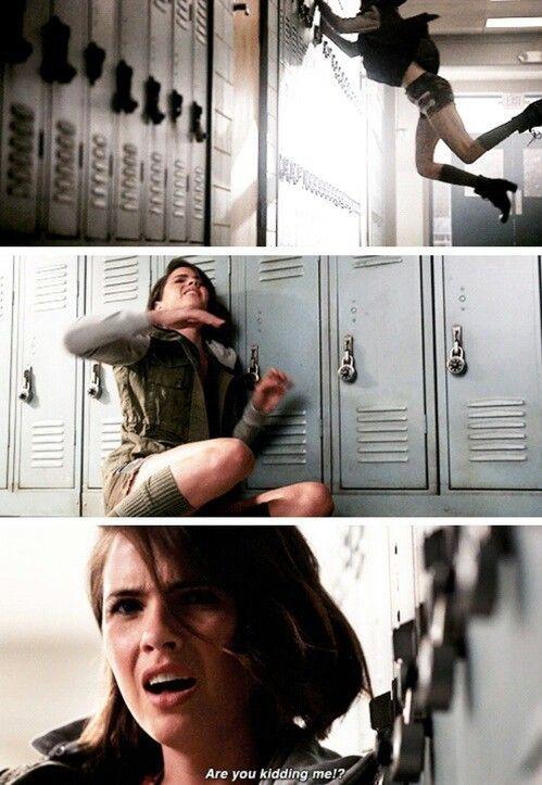 Teen Wolf season 5 - Malia