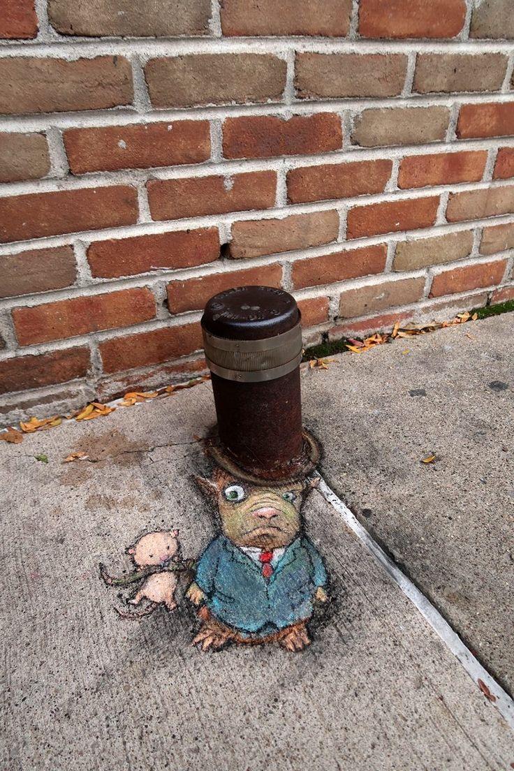 Nice street art.. A