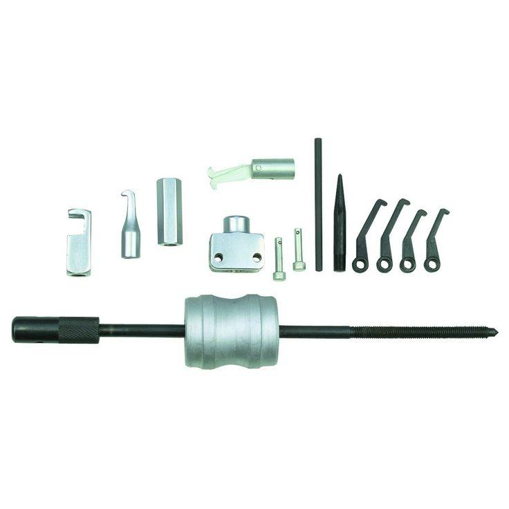 15 piece slidehammer and puller set tools pinterest tools slide hammer and harbor. Black Bedroom Furniture Sets. Home Design Ideas