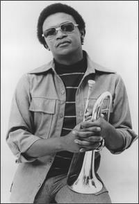 Hugh Ramopolo Masekela is a South African trumpeter, flugelhornist, cornetist, composer, and singer. He is the father of American television host Sal Masekela.