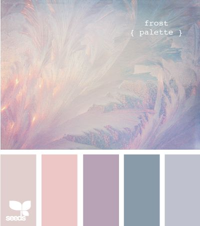 Frost palette