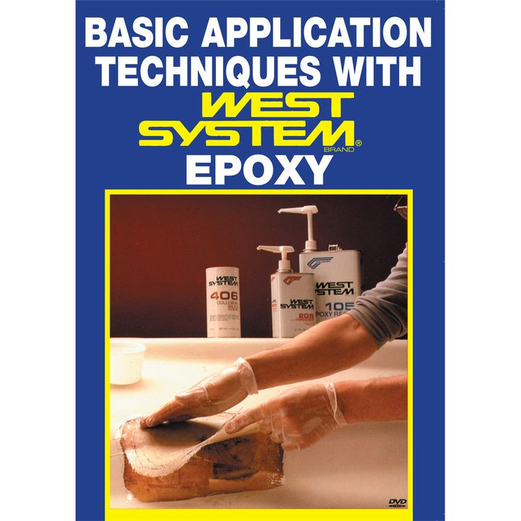 Bennett DVD - Basic Application Techniques w/West System Epoxy