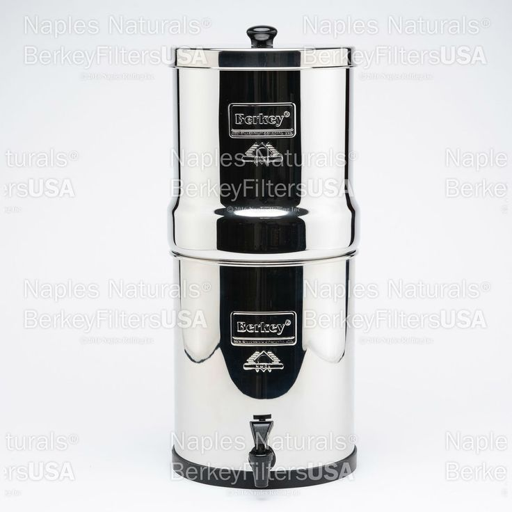 Big Berkey Water Filter - Top Selling Kitchen Countertop Water Filter Welcome to Fresh, Pure Healthy Water Why Wait? Purchase Now to Begin Enjoying the Benefits from Drinking Pure Berkey water from your kitchen countertop water filter Say goodbye to lugging heavy bottles of water from the grocery store Say goodbye to expensive bottles of water from who knows where Experience Pure Fresh Healthy water with the Berkey kitchen countertop water filter Say HELLO to inexpensive, always available…